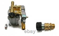 PRESSURE WASHER PUMP & Quick Connect fits Honda Excell Troybilt Husky Generac