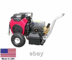 PRESSURE WASHER Portable 8 GPM 3500 PSI GP Pump 24 Hp Honda GX690