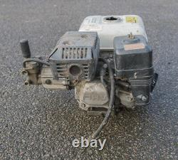 Petrol Pressure Washer Pump Brook Thompson XJV 3G22 with Honda GX160 engine