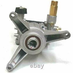 Power Pressure Washer Water Pump For Powerstroke 2700 PSI Honda GCV160 Motor NEW