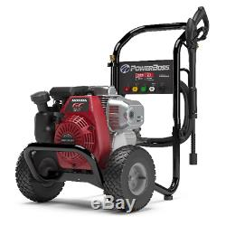 PowerBOSS 3100 PSI (Gas Cold Water) Pressure Washer with Honda Engine