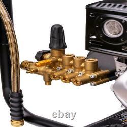 PowerShot PS60869 4000 PSI at 3.5 GPM HONDA GX270 Cold Water Pressure Washer