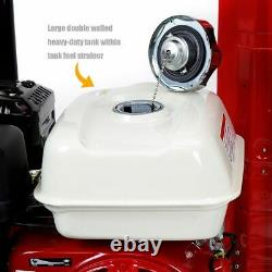Powered by Honda Portable lpg Gas Instant Hot/Cold Pressure Washer 3000 psi HD