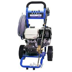 Pressure-Pro Dirt Laser 4200 PSI (Gas-Cold Water) Pressure Washer with Honda GX