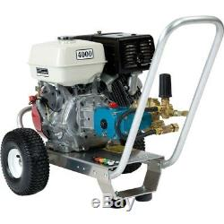 Pressure Pro Eagle Series Pressure Washer E4040HC 4.0 GPM 4000 PSI Honda