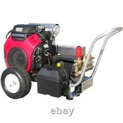 Pressure Pro Pressure Washer Pro Series VB4550HGEA510 4.5 GPM 5000 PSI Honda