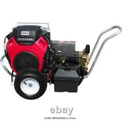Pressure Pro Pressure Washer Pro Series VB5540HAEA409 5.5 GPM 4000 PSI Honda