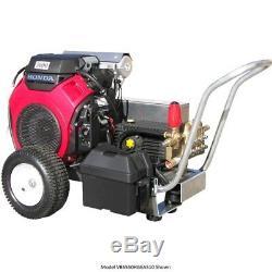 Pressure Pro Pressure Washer Pro Series VB5550HAEA510 5.5 GPM 5000 PSI Honda