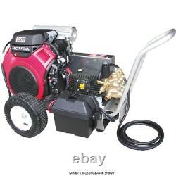 Pressure Pro Pressure Washer Pro Series VB8035HAEA406 8.0 GPM 3500 PSI Honda
