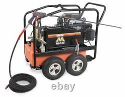 Pressure Washer 5000 Psi 5.0 Gpm Gasoline 24 HP Ohc Honda Wgeneral Pump