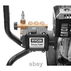 RYOBI 3,600 PSI 2.5 GPM Gas Pressure Washer Honda GX200