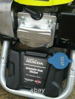 RYOBI 3000 PSI 2.3 GPM Honda GCV160 Pressure Washer #803001 Open Box