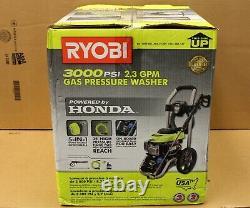 RYOBI 3000 PSI 2.3-GPM Honda Gas Pressure Washer RY803001 (FREE SHIPPING)
