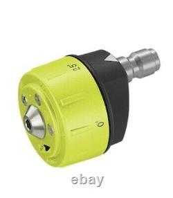 RYOBI #RY803001 3000 PSI 2.3-GPM Honda Gas Pressure Washer, Honda GCV160 Engine