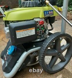 Ryobi 3,000 PSI 2.3 GPM Gas Pressure Washer LOCAL PICKUP