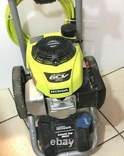 Ryobi 3000 PSI 2.3-GPM Honda Gas Pressure Washer D978