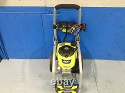 Ryobi 3300 PSI Cold Water Gas Pressure Washer with Honda GCV190 Idle Down
