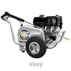 SIMPSON ALWB60827 4,200-Psi 4.0-Gpm Gas Pressure Washer By Honda 60827