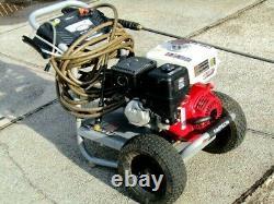 SIMPSON PS60918 POWERSHOT 4000 PSI 3.5 GPM HONDA GX270 Pressure Washer Gas Power