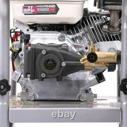 SIMPSON PowerShot 3,700-PSI 2.5-GPM Gas Pressure Washer with Honda Engine CARB