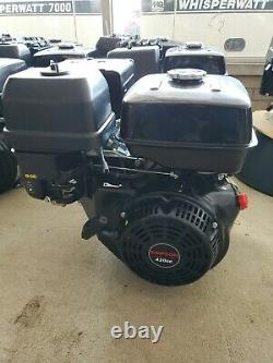 Simpson 14 HP Horizontal Shaft Motor Engine Recoil Start 1 Shaft