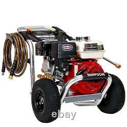 Simpson ALH3228-S 3400 PSI @ 2.5 GPM Honda GX200 with Low Oil Shutdown CAT Indus