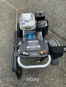 Simpson ALH3228-S 3400-Psi 2.5-GPM Commercial Honda Gas Powered Pressure Washer