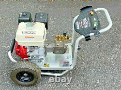 Simpson Alh4033 Commercial Pressure Washer 4000 Psi 3.3 Gpm Honda Gx270 Engine