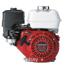 Simpson Aluminum 3400 PSI @ 2.5 GPM Honda Cold Water Pressure Washer ALH3228-S