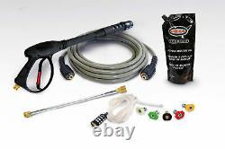 Simpson Aluminum 3600 PSI @ 2.5 GPM Honda Cold Water Pressure Washer ALH3425