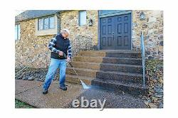 Simpson Cleaning MSH3125 MegaShot Gas Pressure Washer Powered by Honda GC190
