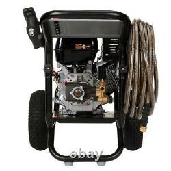 Simpson Gas Pressure Washer 4200 PSI 4.0 GPM HONDA GX390 Triplex Recoil Start