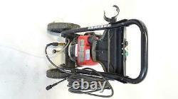 Simpson MS60681 MegaShot 3000 PSI 2.4 GPM Honda GCV190 Gas Pressure Washer