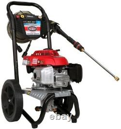 Simpson MS60773 2800 PSI at 2.3 GPM Gas Pressure Washer Powered by HONDA