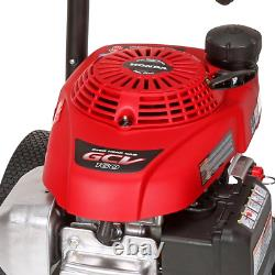 Simpson MS60773 2800 PSI at 2.3 GPM Gas Pressure Washer Powered by HONDA Outdoor