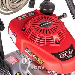 Simpson MegaShot 2800 PSI at 2.3 GPM HONDA Cold Water Pressure Washer, 60773R