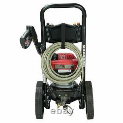 Simpson MegaShot 3,000 PSI 2.3 GPM Gas Pressure Washer with Honda Engine