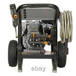 Simpson MegaShot Gas Pressure Washer 3200 PSI 2.5 GPM Honda GC190 Axial Cam Pump