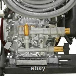 Simpson Megashot 3,300 PSI 2.4 GPM Gas Pressure Washer with Honda Engine