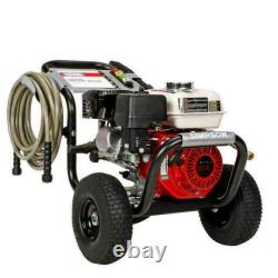 Simpson PS60995 Honda 3600 psi Gas 2.5 gpm Pressure Washer Sealed