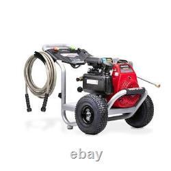 Simpson PowerShot 3,400 PSI 2.3 GPM Gas Pressure Washer with Honda Engine