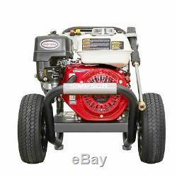 Simpson PowerShot 3,500 PSI 2.5 GPM Gas Pressure Washer with Honda Engine