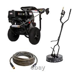 Simpson PowerShot Professional 4200 PSI (Gas-Cold Water) Pressure Washer Kit