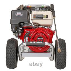 Simpson Professional 4200 PSI (Gas Cold Water) Aluminum Frame Pressure Wash