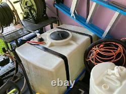 Trailer Mounted Pressure Washer and Equipment