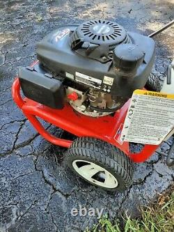 Troy-Bilt 2600 PSI Pressure Washer with Honda Engine- NEW PUMP and Fully Serviced