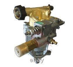 UNIVERSAL 3000 psi PRESSURE WASHER PUMP For Honda Excell Troybilt Husky Generac