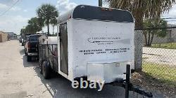 Used pressure washer trailer