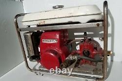 Vintage Honda E400 Gas Powered Pressure Washer
