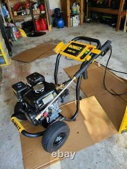 Water Professional Gas Pressure Washer Pump Cold 3600 PSI at 2.5 GPM HONDA